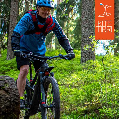 Sähköpyörä vuokraus – Kitetirri, Lahti