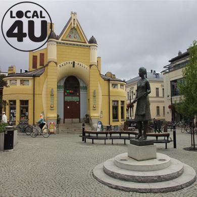 City Tour de Kuopio 6,9km by Local4U