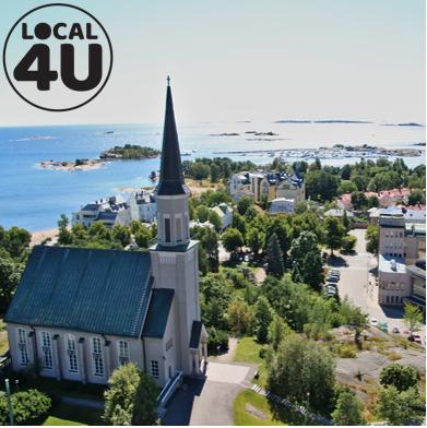 Tour de Helsinki – Mathildedal – Hanko – Fiskars 360km by Local4U