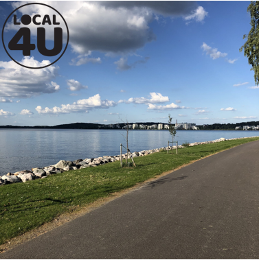 """The World's Best"" – Juoksulenkki Tour de Lahti 11km by Local4U"