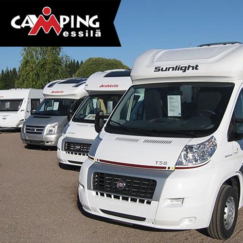 Camping Messilän Matkailuauto- ja vaunupaikat, Hollola