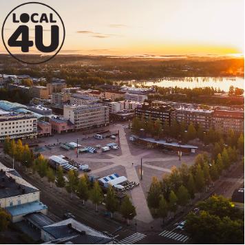 City Tour de Mikkeli 4,1km by Local4U