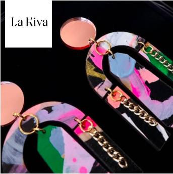 La Kiva korvakorut ja asusteet