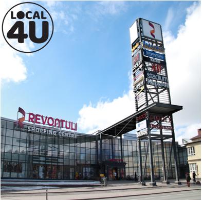 Kauppakeskus Revontuli, Rovaniemi