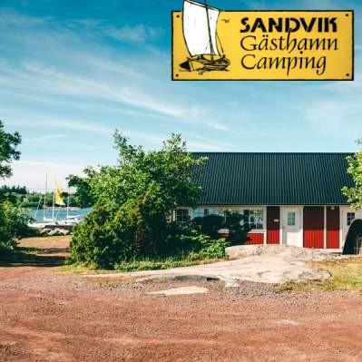 Sandvik Gästhamn & Camping, Kökar