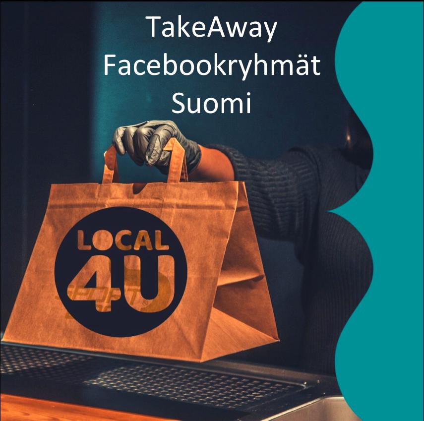 TakeAway Facebook-ryhmät Suomi