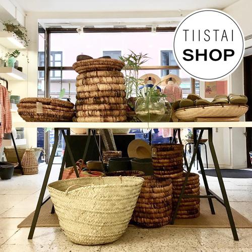 Tiistai Shop, Lahti