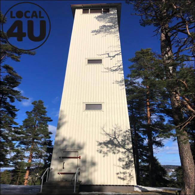 Tour de Linnavuori, Hollola 1,8km by Local4U