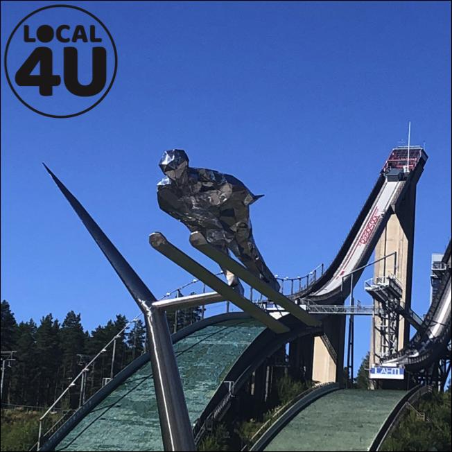 City Tour de Lahti 7,1km by Local4U