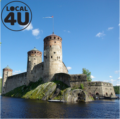 City Tour de Savonlinna 4,8km by Local4U