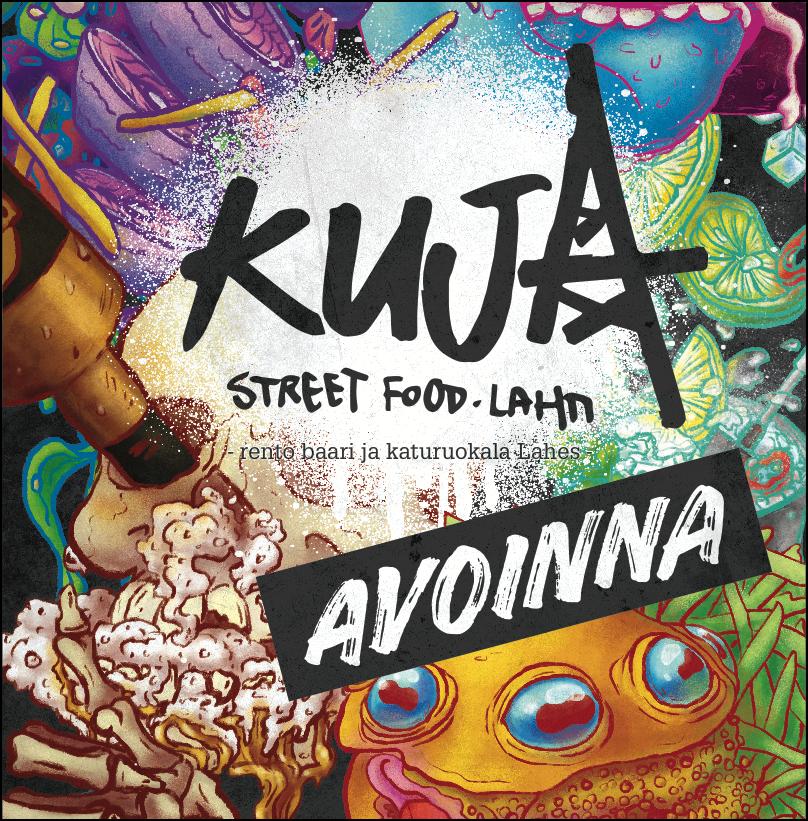 Kuja Street Food, Lahti