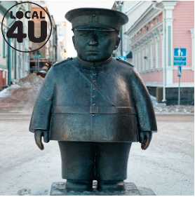 City Tour de Oulu 5,5km by Local4U