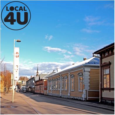 City Tour de Heinola 3,8km by Local4U