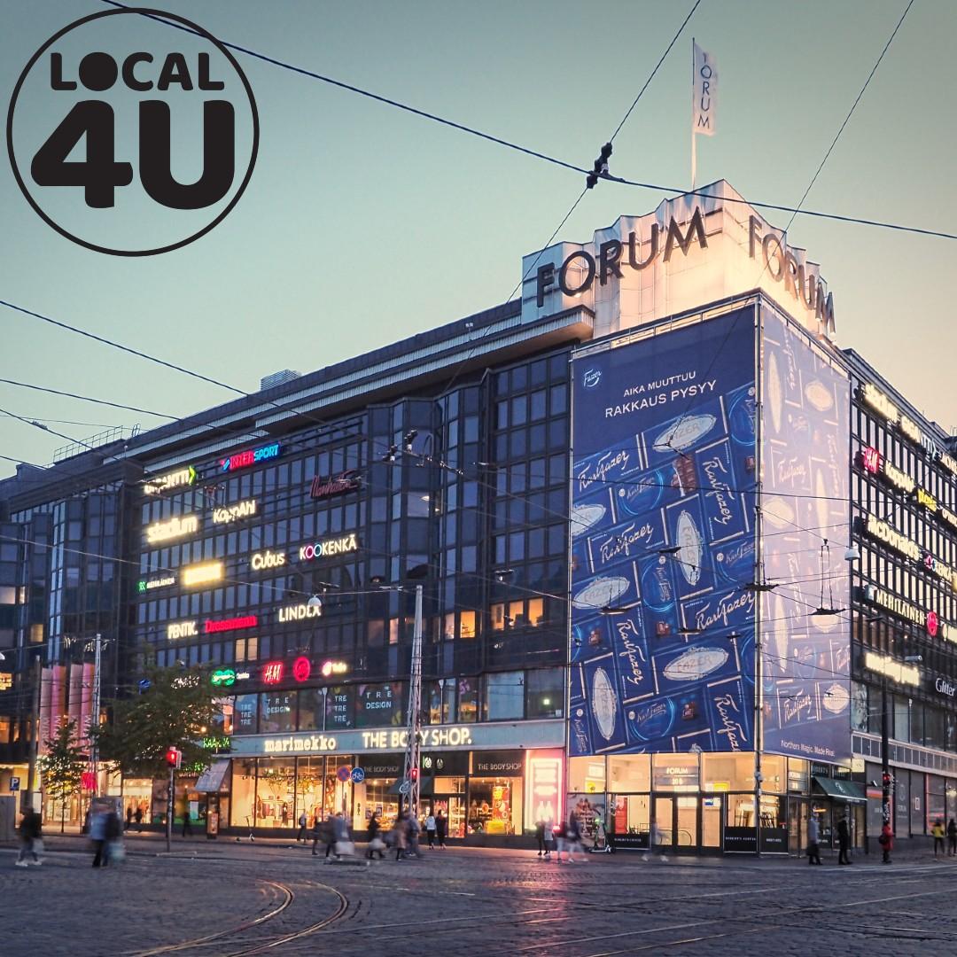 Kauppakeskus Forum, Helsinki